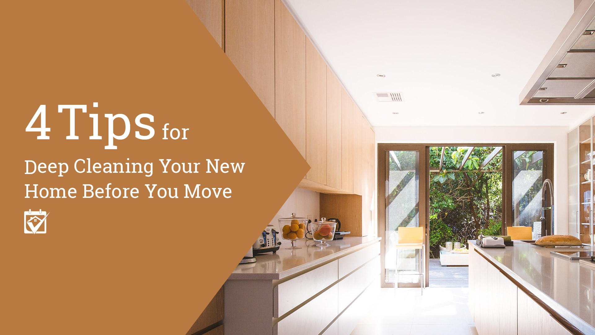 Homekeepr 4 tips for deep cleaning your new home before When is the best time to move house