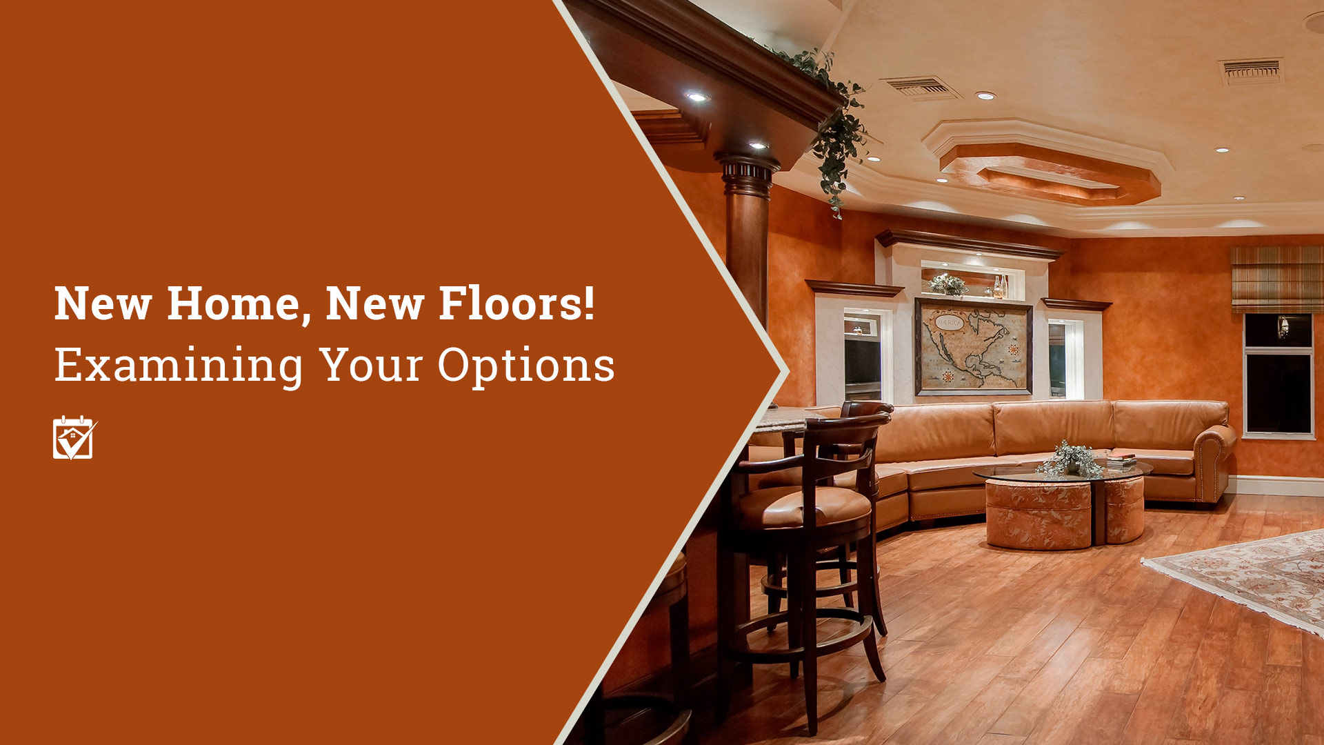 New home new floors examing your options for New home options