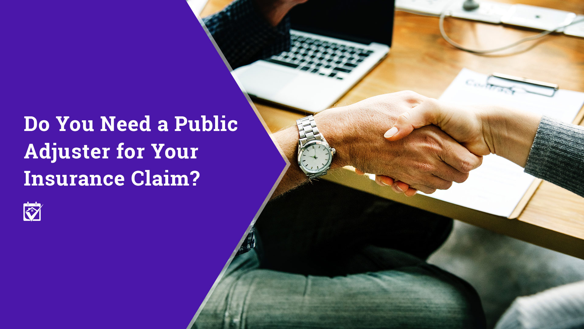 Do You Need a Public Adjuster for Your Insurance Claim? | Blog | HomeKeepr